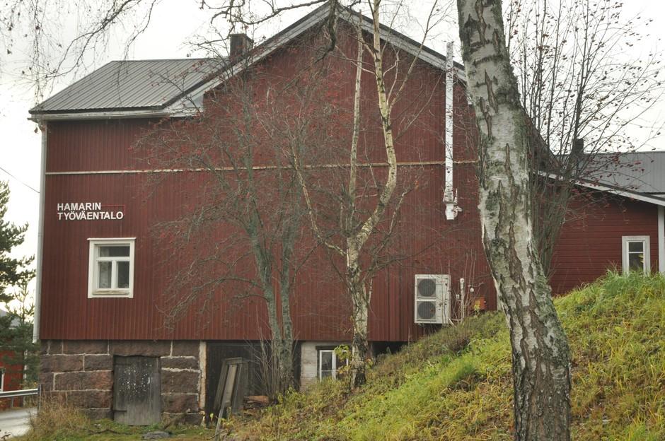 Hamarin Työväentalo